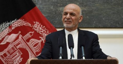 Ghani to seek re-election in Afghan presidential poll: official