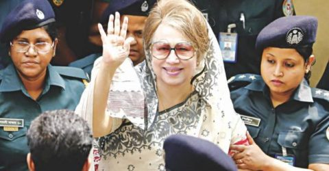 Khaleda files plea challenging Zia Charitable Trust graft verdict