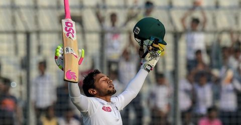 Bangladesh score 303 for 5 on day 1 in 2nd Test