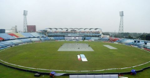 BCB XI-Zimbabwe Test warm-up match halted