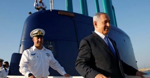 Netanyahu says unaware of corruption linked to submarine deal