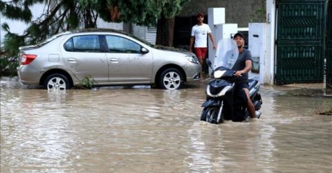 Death toll rises to 13 due to floods in Jordan