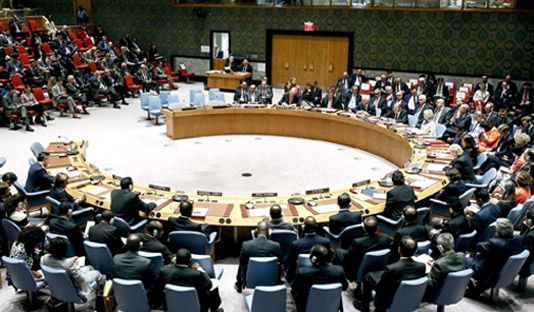 UN Security Council to discuss sanctions against North Korea upon Russia's request