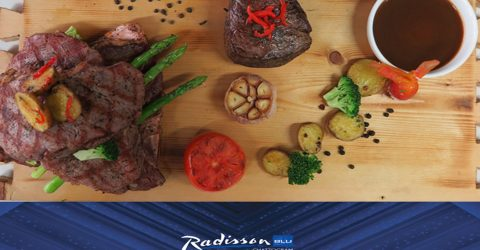 Authentic Steak Offers at Radisson Blu Chattogram Bay View
