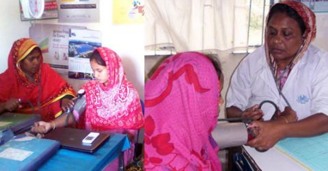 Rangpur community clinics conduct 592 safe deliveries