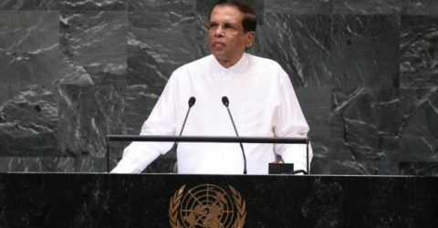 "Sri Lanka's parliament speaker calls on officials to defy ""illegal"" orders amid political turmoil"