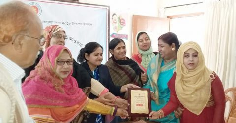 2 women honoured with Joyeeta award in Kamalganj