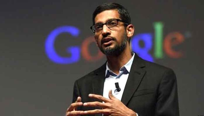 Google chief trusts AI makers to regulate the technology