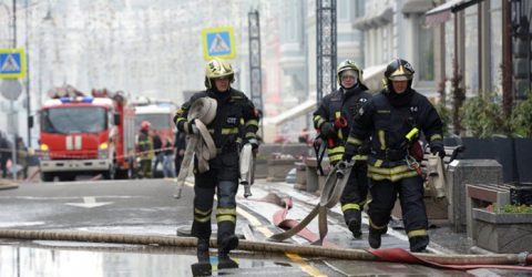At least 2 killed in suspected gas explosion in Russia