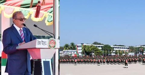 President asks army to be alert to defend sovereignty