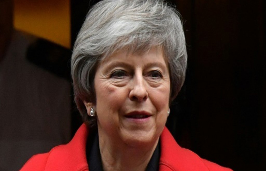Brexit hardliners resist pleas to vote for May's deal