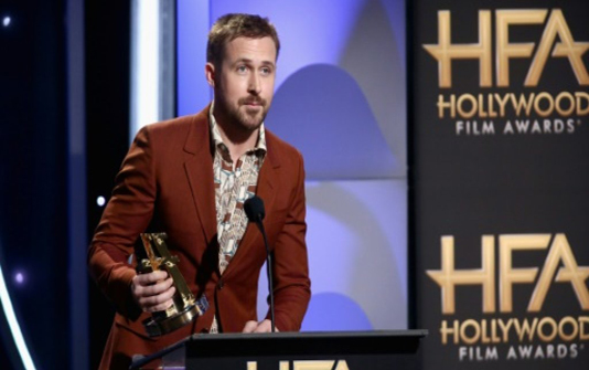 Gosling goes behind the camera for DRCongo book