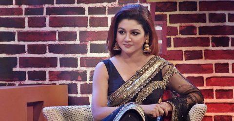 Jaya nominated for Filmfare award