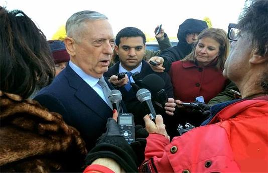Mattis faces criticism after comments in Khashoggi case