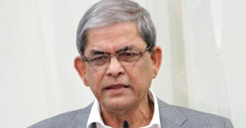 'A terrible force' behind the govt: Fakhrul