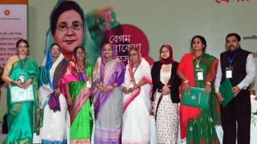 PM for mother's special attention to children