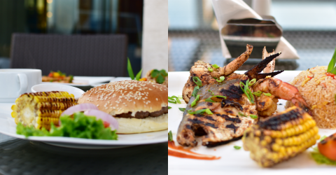 Open Terrace BBQ Offer at Radisson Blu Chattogram