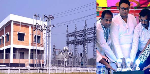 Electrification in 8,539 villages completes in Rangpur division