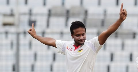 Shakib praises his boys' performance