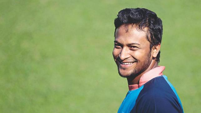 Shakib finally gets NOC, leave for India tonight to play IPL
