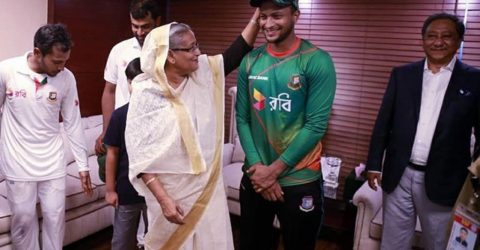 Help PM to make country win: Shakib