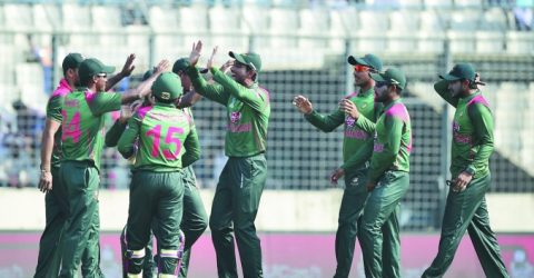 Clinical Bangladesh beat West Indies by 5 wickets in 1st ODI