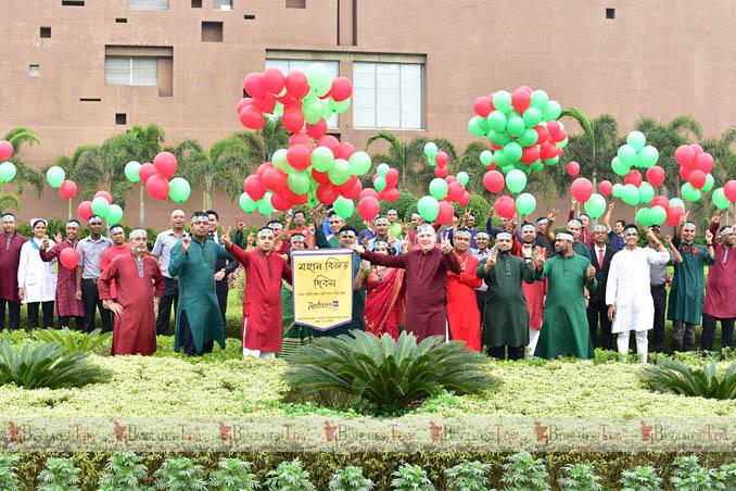 Radisson Blu Chattogram celebrates the Victory Day 2018