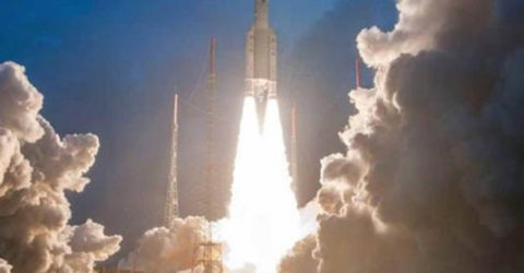 India launches communication satellite GSAT-11