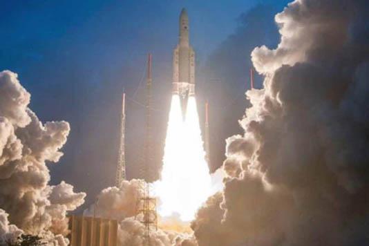 India launches communication satellite GSAT-11