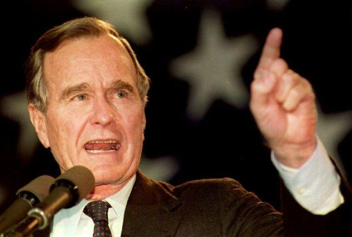 America mourns former president George H.W. Bush