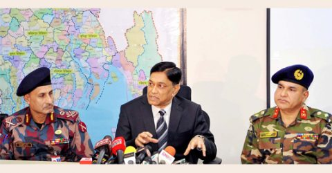 Armed forces to work not only as striking force, but also to resist untoward situation : EC