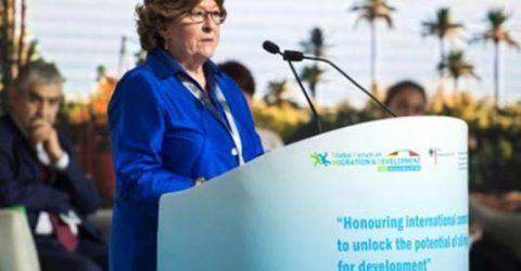 UN envoy 'very confident' on migration pact despite attacks