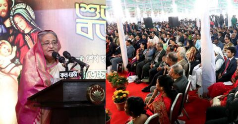 People of all faiths have religious freedom in Bangladesh: PM