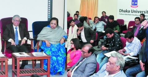 DU Paribesh Parishad meeting held over Ducsu polls