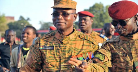 Burkina army chief sacked as jihadist attacks continue