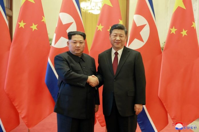 China's Xi hopes US, N. Korea will 'meet halfway'