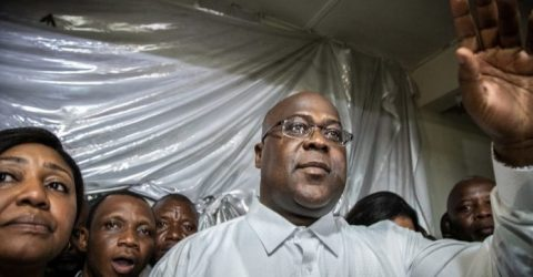 DR Congo presidential inauguration set for Thursday