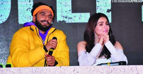 Alia Bhatt : Gully Boy is raw