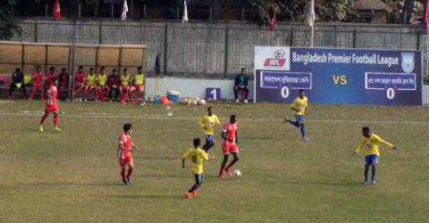 Famousa slams hat-trick as Muktijoddha beat Sheikh Jamal in BPL