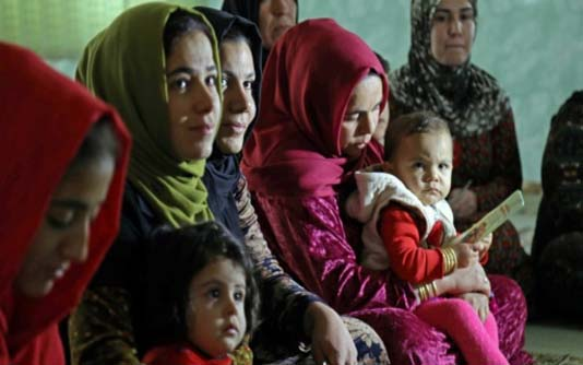 In Kurdish Iraq, women strive to end genital mutilation