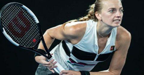 In-form Kvitova downs Azarenka to reach St Petersburg quarters