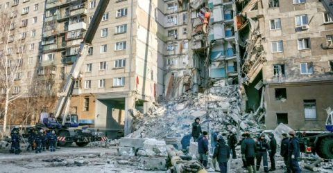 Death toll jumps to 37 in Russian gas blast