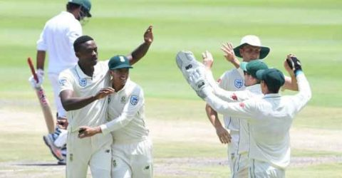 South Africa complete 3-0 Test series sweep of Pakistan