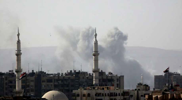 Suicide attack targeting US-led coalition in Syria kills 15: monitor