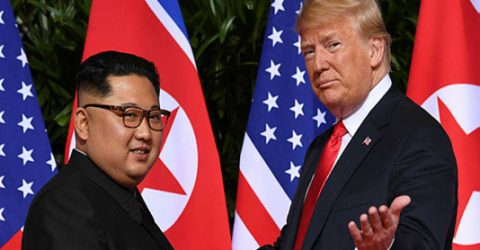 Top N.Korean in Washington to prepare new Trump summit