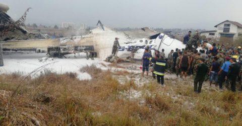 CAAB attributes US-Bangla crash to Kathmandu ATC failure