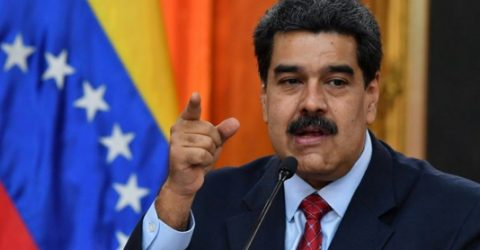 Maduro ready for talks with opposition, early parliamentary polls: RIA