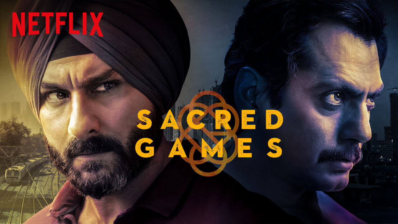 Shooting begins for Sacred Games  season 2