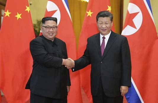 N. Korea's Kim ends Beijing visit as Trump summit looms