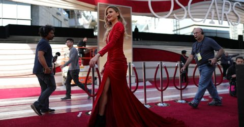 Oscars night is here! Hollywood ready for glitzy gala